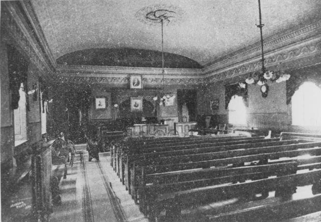 Salón de Asambleas del Barrio Catorce
